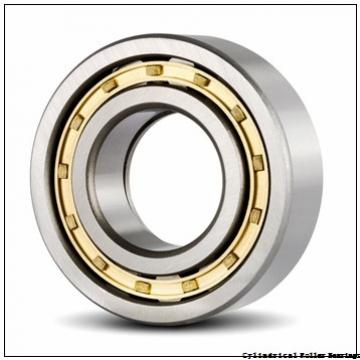 90 mm x 190 mm x 43 mm  NSK NU 318 ET Cylindrical Roller Bearings