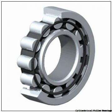 100 mm x 215 mm x 47 mm  NSK NU320W C3 Cylindrical Roller Bearings