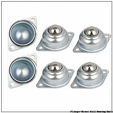 AMI BNFL4-12MZ2CEW Flange-Mount Ball Bearing Units