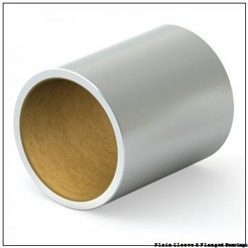 Oiles 77F-0810 Plain Sleeve & Flanged Bearings