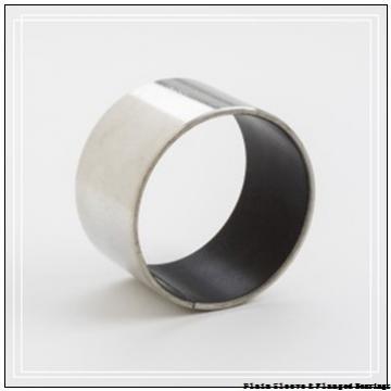Oiles 77B-2020 Plain Sleeve & Flanged Bearings