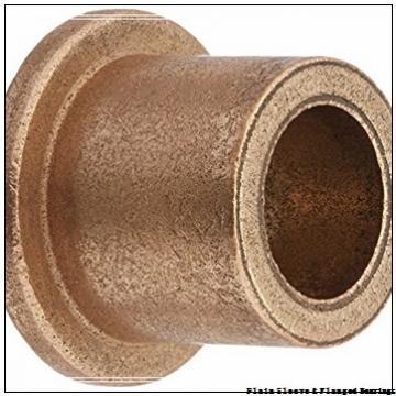 Oiles SPF-1615 Plain Sleeve & Flanged Bearings