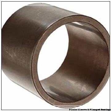 Oiles 80B-2515 Plain Sleeve & Flanged Bearings